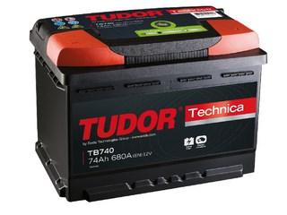 Bateria Tudor Technica