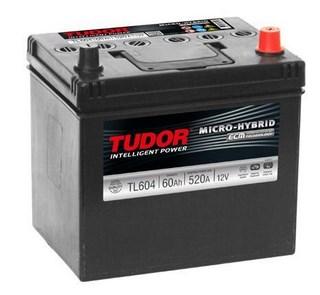 Bateria Tudor MicroHibrido EFB