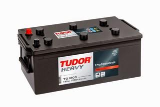 Bateria Tudor Heavy Professional