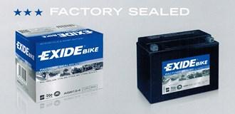 Bateria Sellada de Fabrica para Motocicletas EXIDE