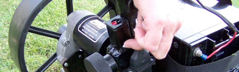 Baterias carros Golf